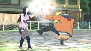 Hinata's Tenseigan Kiss on Boruto - Naruto Shippuden Ultimate Ninja Storm 4  Road to Boruto - YouTube
