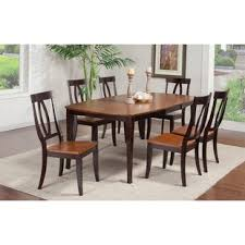 Image Amish Tomaz Butterfly Leaf Solid Wood Dining Table Wayfair Two Toned Dining Table Wayfair
