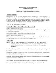 medical laboratory technician cover letter sample job and resume medical laboratory technologist cover letter sample