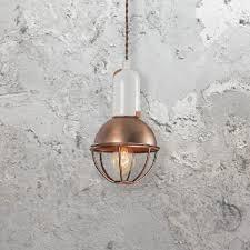copper mini pendant light. Rustic Copper Mini Pendant Light P