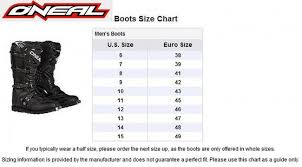 Oneal Rider Shorty Street Boots