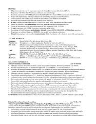 professional profile resume getessay biz professional profile resume