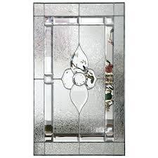 stained glass window insert entryways inc decorative glass inserts custom door glass inserts stained glass