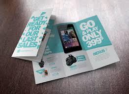 Fold Flyer Professional Tri Fold Brochure Design By Unicogfx On Envato Studio