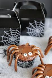 halloween spider cupcakes. Simple Spider Halloween Spider Cupcakes In P
