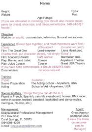 Hair Stylist Resume Sample Cv Template Example Of Hairdressers