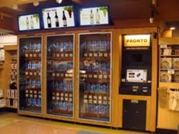 Grocery Store Vending Machine Interesting Pennsylvania Sells Wine From Vending Machines