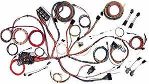 amazon com american autowire 510125 wiring harness for ford ford wire harness connectors at Ford Wiring Harness