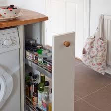 slimline kitchen storage