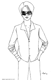Small Picture fashion coloring pages Crayon Action Coloring Pages