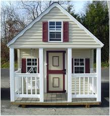 backyard playhouse designs winsome outdoor wooden playhouse plans amazing backyards playhouses cottage or home planning your
