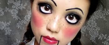 ghoul standard 6 creepy makeup muses for