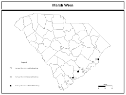 SCDNR - Wildlife - Breeding Bird Atlas