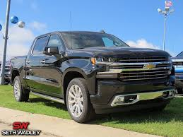 2019 Chevy Silverado 1500 High Country 4X4 Truck For Sale In Ada ...