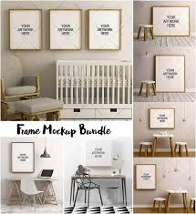 Free Frame Mockups Frame Mockup Bundle Free Download