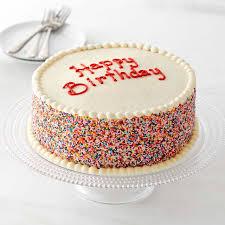 Happy Birthday Layer Cake Williams Sonoma