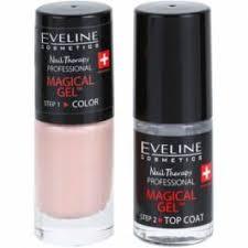 Info O Eveline Cosmetics Nail Therapy Professional Gelový Lak Na