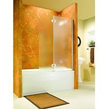 universal tub shower doors