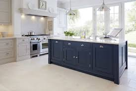 blue painted cabinets. Plain Painted Blue Kitchen Cabinets  Sebring Services Inside Painted B