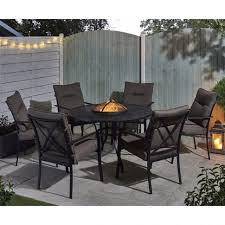 home depot patio furniture cover. Furniture:Catalonia Fire Pit And Ice Bucket Dining Set Gorgeous Patio Furniture Table Clearance Home Depot Cover