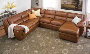 Rug Luxury Tan Leather Sectional 7 Mallory Beige Sofa 1 Tan Leather  Sectional Canada H34