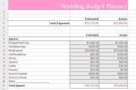 financial planner template business cost analysis template wedding budget planner business