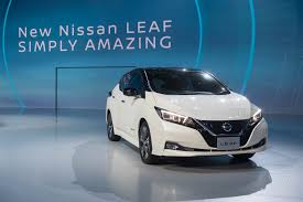2018 nissan leaf. brilliant leaf 2018 nissan leaf with