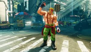 street fighter alex awakened talent street fighter v