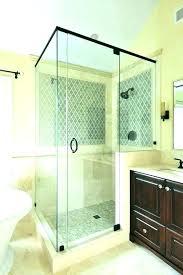 shower door glass seal sealing a shower shower glass seal glass door seals for showers inestimable shower door glass seal