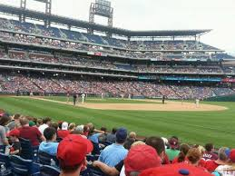 52 Precise Citizens Bank Park Seating Chart Rows Per Section