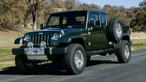 jeep wrangler ute set to wear scrambler badge