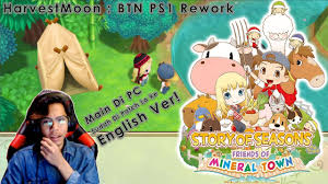 Nintendo gameboy advance (gba) ( download emulator ). Cara Main Story Of Seasons Friend Of Mineral Town Di Pc With Yuzu Emulator English Patch Youtube