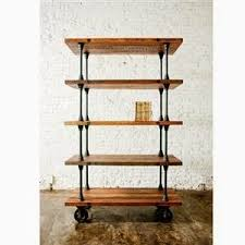 DIY industrial shelves. Tutorial and instructions.