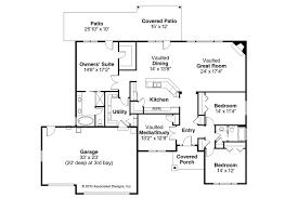 traditional house plans. Traditional House Plan - Springwood 30-772 Floor Plans