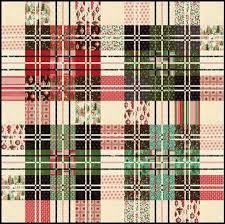 Jolly Tartan Quilt Pattern by Basic Grey | Sewing | Pinterest ... & Jolly Tartan Quilt Pattern by Basic Grey Adamdwight.com