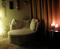 meditation room furniture. they often use rounded furniture and other curves meditation room g