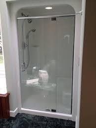 shower door frameless