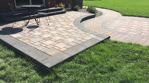 our patios are built from brick pavers from the top manufacturers in the industry to ensure quality the pavers we install have a lifetime warranty