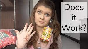 apple cider vinegar as nail polish