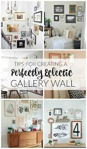 best 25 eclectic wall decor ideas