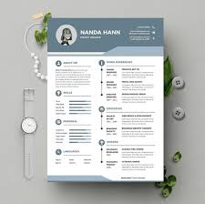 Teacher Resume Template Instant Download 2 Pages Cv Template Cover Letter Diy Printable Professional And Creative Resume Design