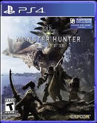 Monster Hunter: World | PlayStation 4