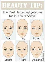 diffe kinds of makeup tips for diffe face shapes