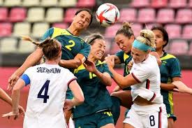 The matildas saved their best performance of the olympic football group phase for last, staring down world champions the united states and giving as good as they got in a scoreless draw at kashima. Zgejzggjnwty7m