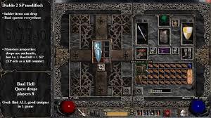 Diablo 2 3000 Baal Hell Quest Drops W 1400 Mf Hd