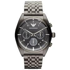 armani ar0374 classic retro chronograph mens watch emporio armani ar0374 classic retro chronograph mens watch