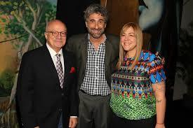 Dr. Eduardo Padron, Mitchell Kaplan, Lissette Mendez | Christmas sweaters,  Book fair, Fashion