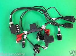 wiring harness for quickie style power wheelchair  wiring harness for quickie style power wheelchair 5678