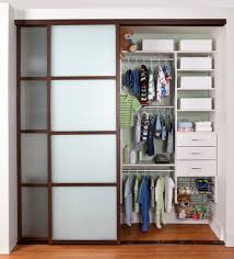 new york closet doors sliding contemporary with space saving display and wall shelves organizer