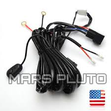 led light bar switch plug n play wiring harness for can am led light bar switch plug n play wiring